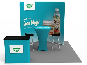 10 x 10 Booth Combo F