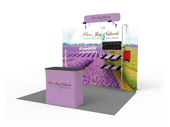 10 x 10 Booth Combo N