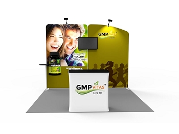 10 x 10 Booth Combo R