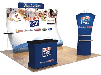 10 x 10 Booth Combo V
