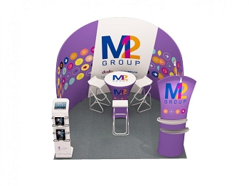 10 x 10 Booth Combo X