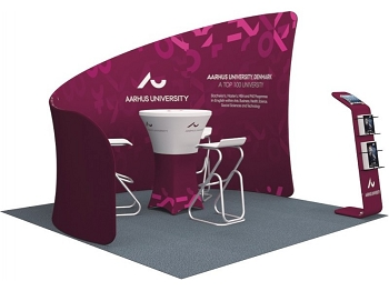 10 x 10 Booth Combo Y