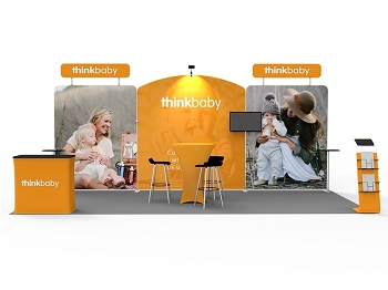 10 x 20 Booth Combo D