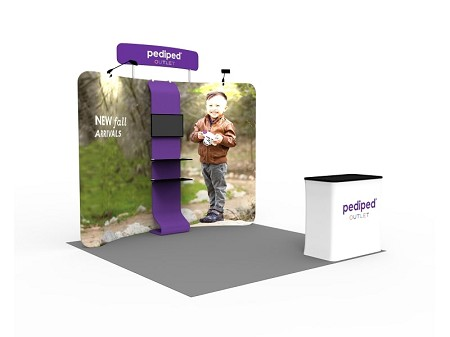 Tradeshow Displays - 10 x 10  Booth Combo G
