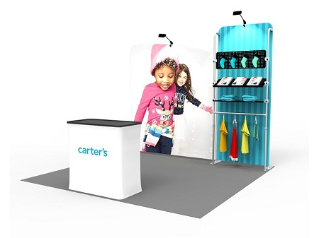 Tradeshow Display - 10 x 10  Booth Combo P