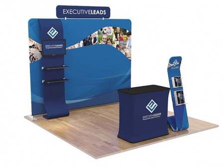 Tradeshow Display - 10 x 10  Booth Combo T